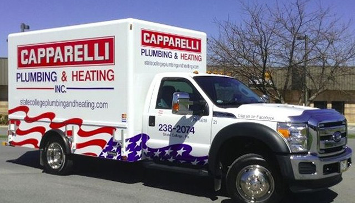 Capparelli Plumbing and Heating